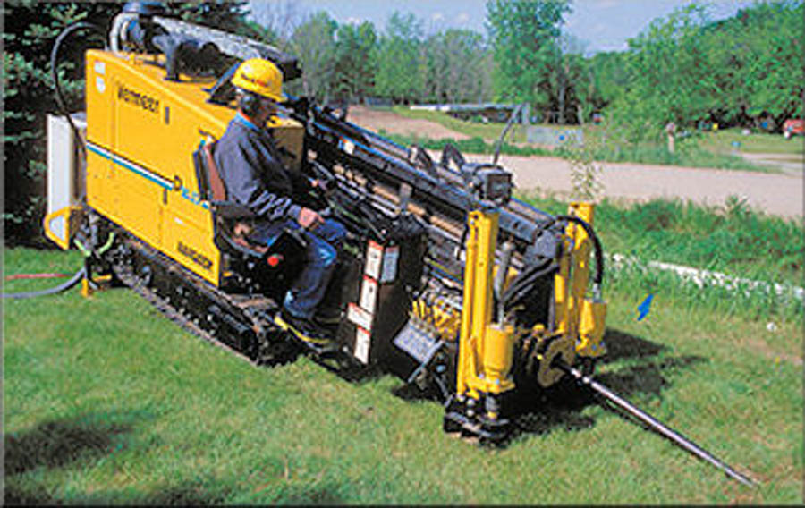 Directional Drilling Diversified Underground Inc